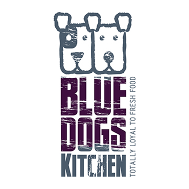 Blue Dogs Kitchen Logo