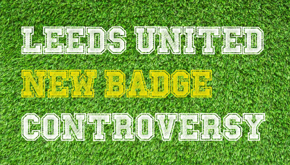 Graphic Design gone wrong: The case of Leeds United
